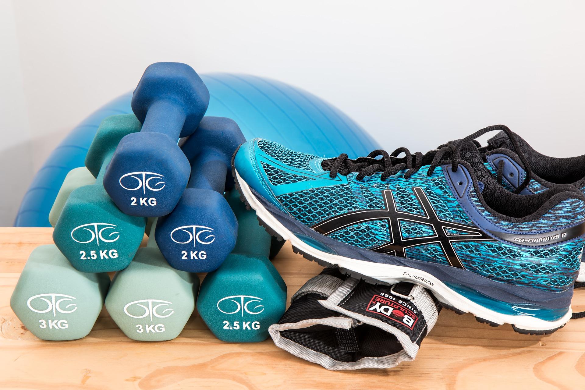 fitness cvičení doma