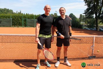 vašeliga a tenis