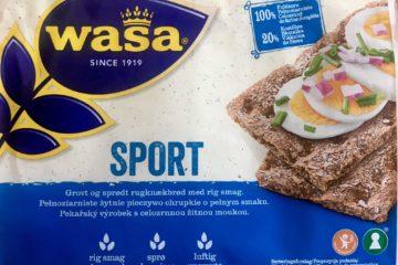 wasa chlebíčky
