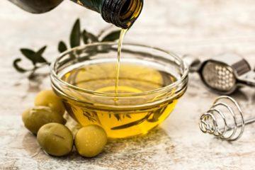 olivový olej smažení