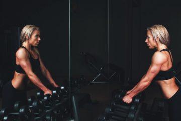 vypadáš stylově ve fitness