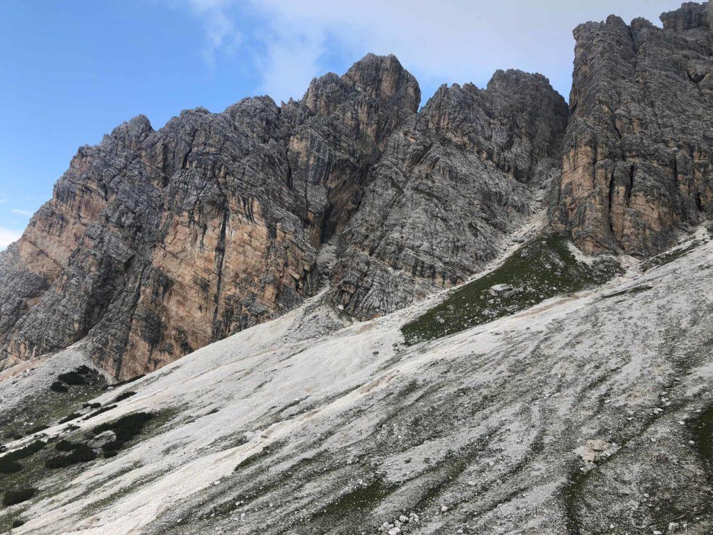 Monte Cristallo Itálie