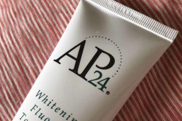 AP-24 zubni pasta recenze