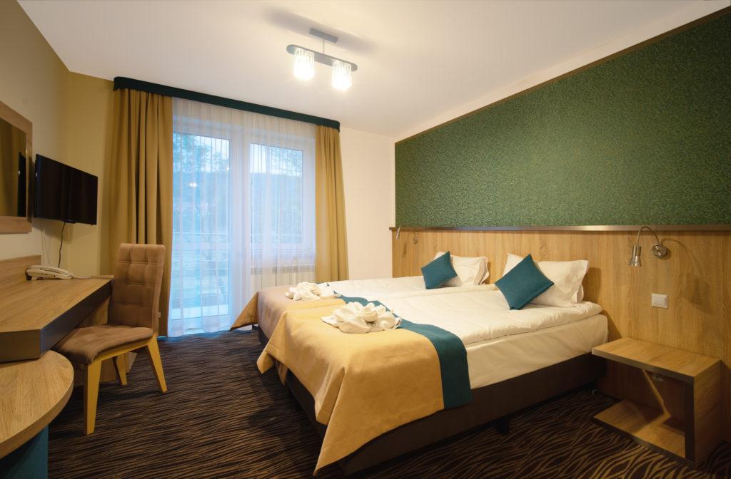 rezervace hotel polsko