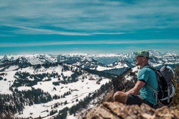 Zwölferhorn vrchol