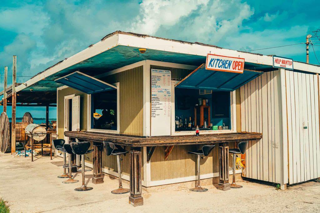 restaurant bahamas exuma