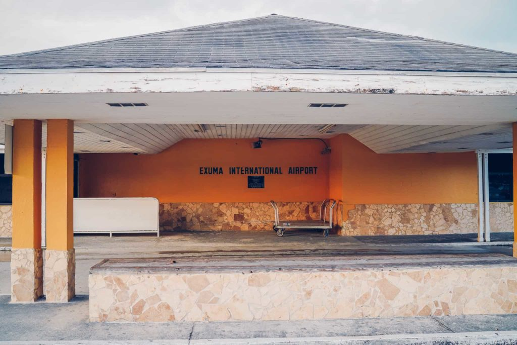 airport george town exuma