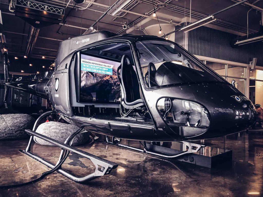 new york helikoptérou