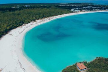 Bahamské pláže