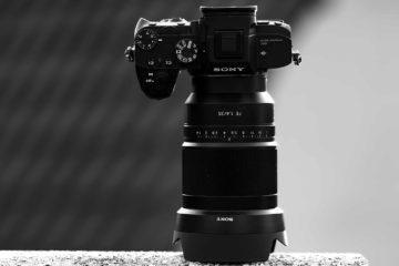 sony a73 fotoaparat